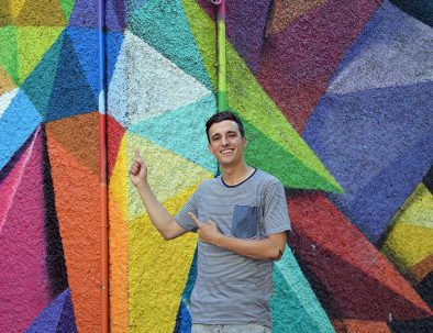 Street art tour in Lavapies with Javier