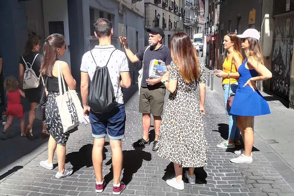 architours in Madrid for groups