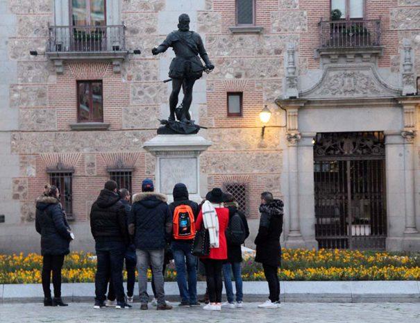 history tour madrid