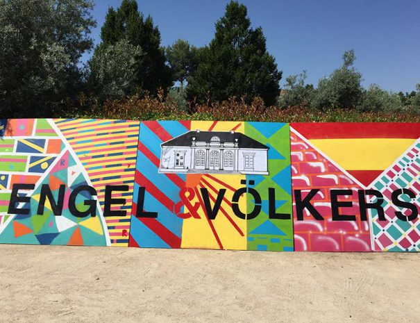 team building in madrid for engel and volkers