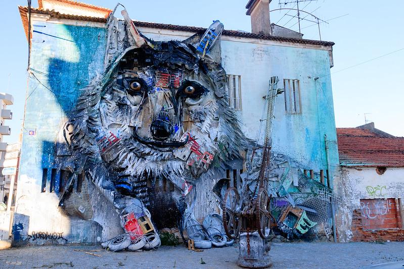 Bardalo II, Portuguese street artist