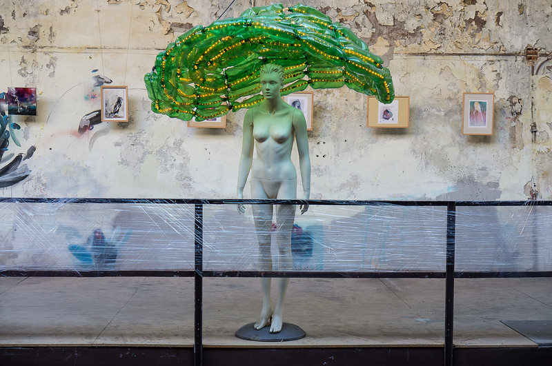 Brut & modern art in madrid