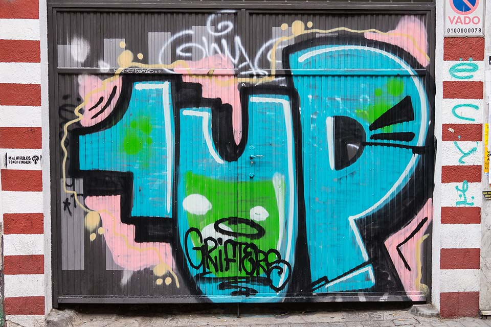1up madrid