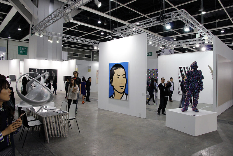 Hong Kong art Basel