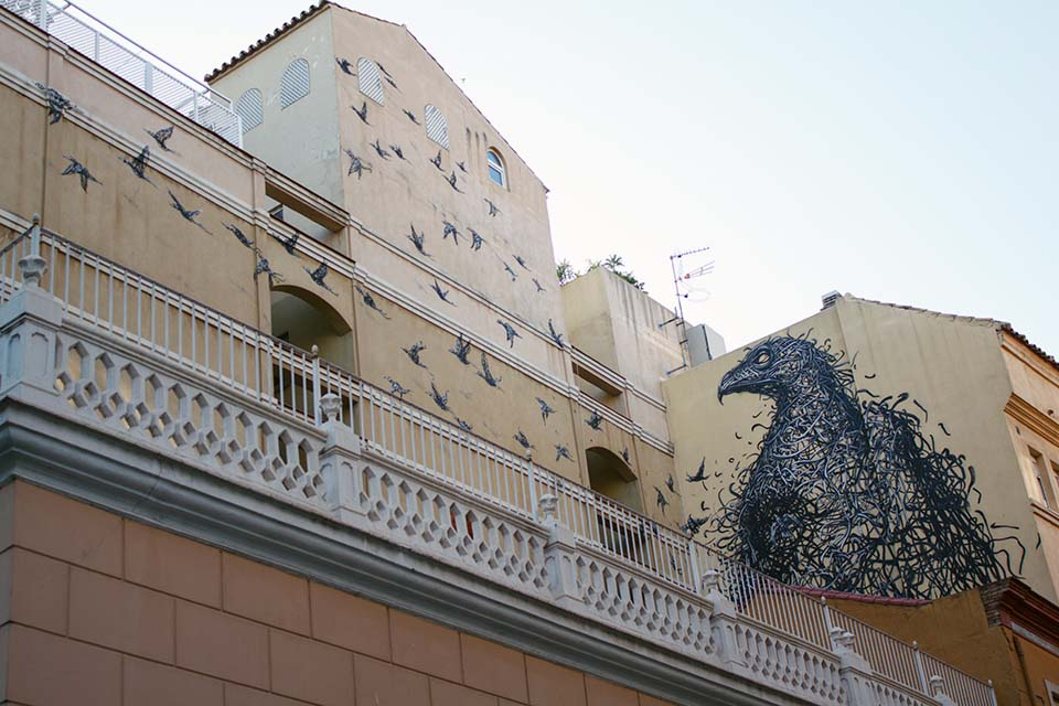 Graffiti Málaga