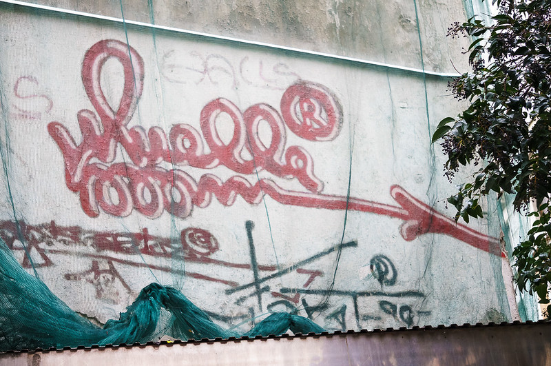 madrid graffiti style