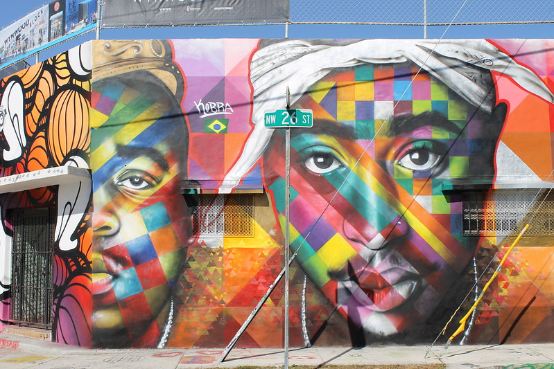 Art street by Kobra