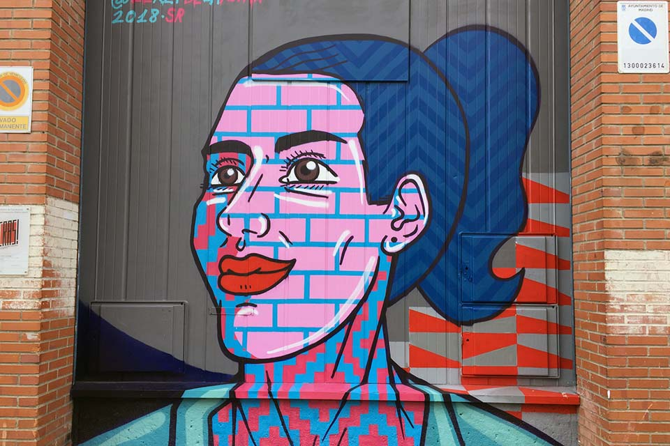 Feminist street art