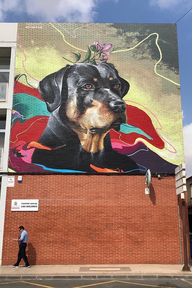 Urban art world