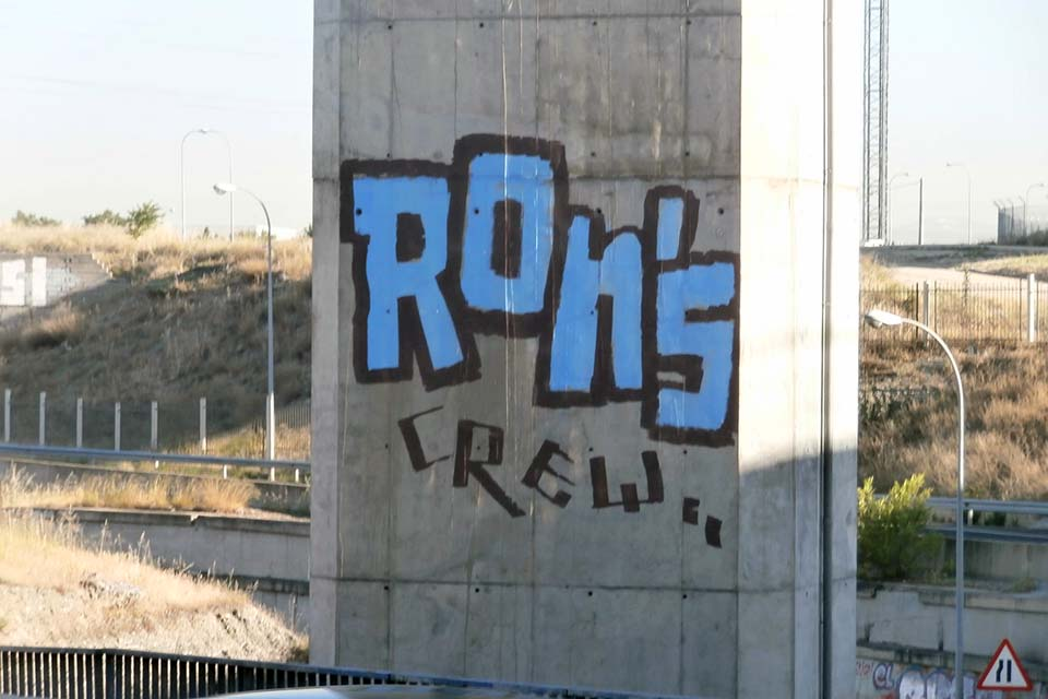 Rons in the roads