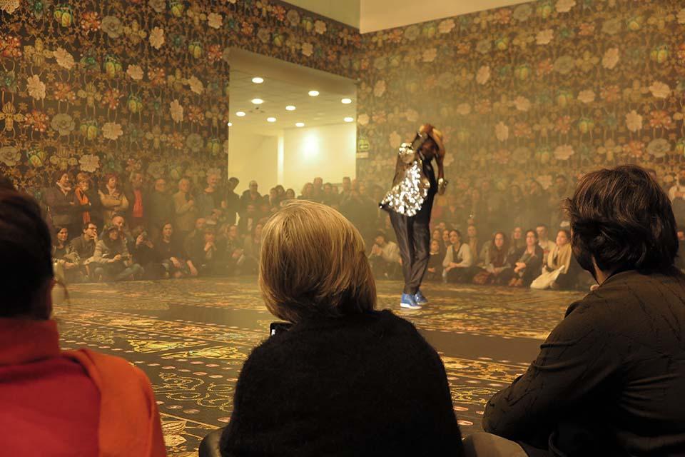 CA2M contemporary art madrid in Mostoles