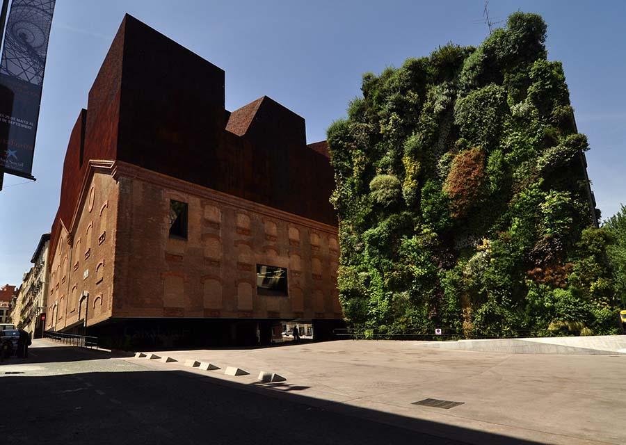 Caixa forum modern art museum