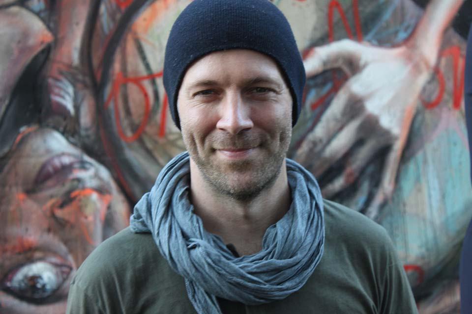 German Street art artist