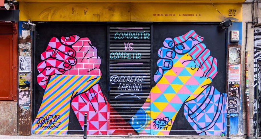 Street Art best creation