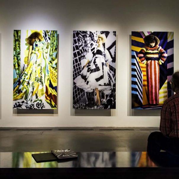 Contemporary art tour Madrid , Spain