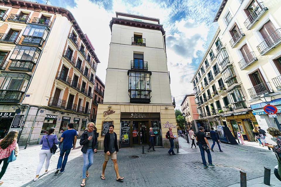 Discovering the Madrid culture tour