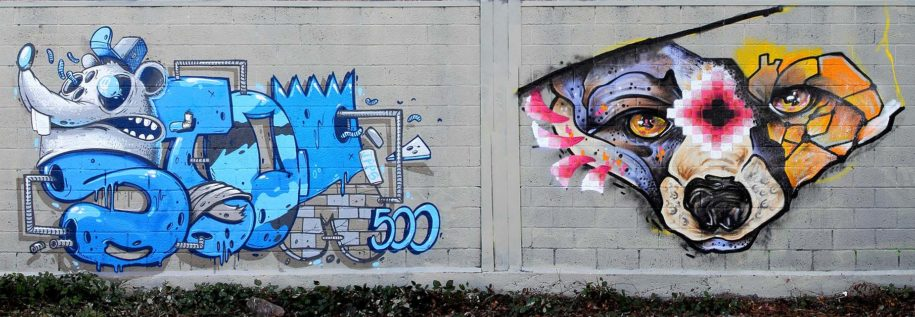 4 differences between graffiti and street art
