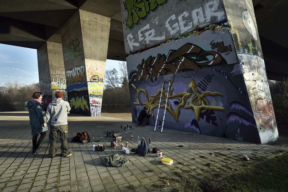 Graffiti #WIP