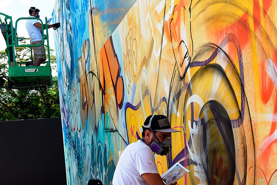 Wynwood walls festival