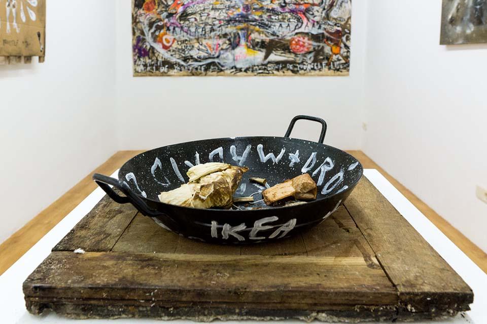 art gallery madrid, spain
