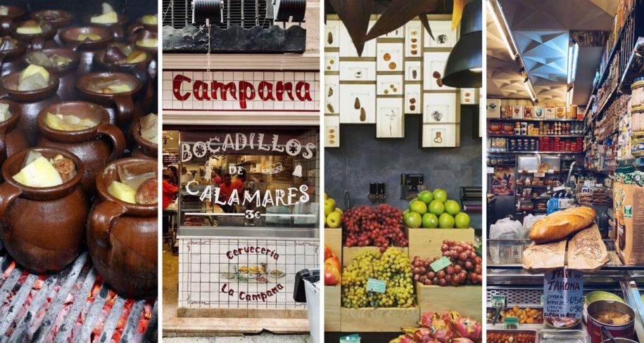 Madrid street food guide 2020