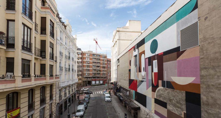 street tour Madrid