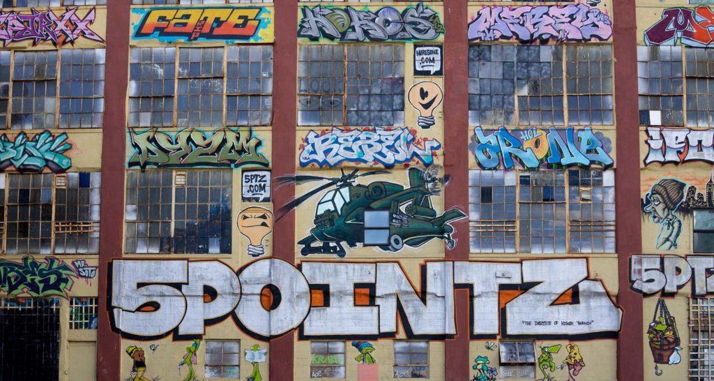 the best urban graffiti art