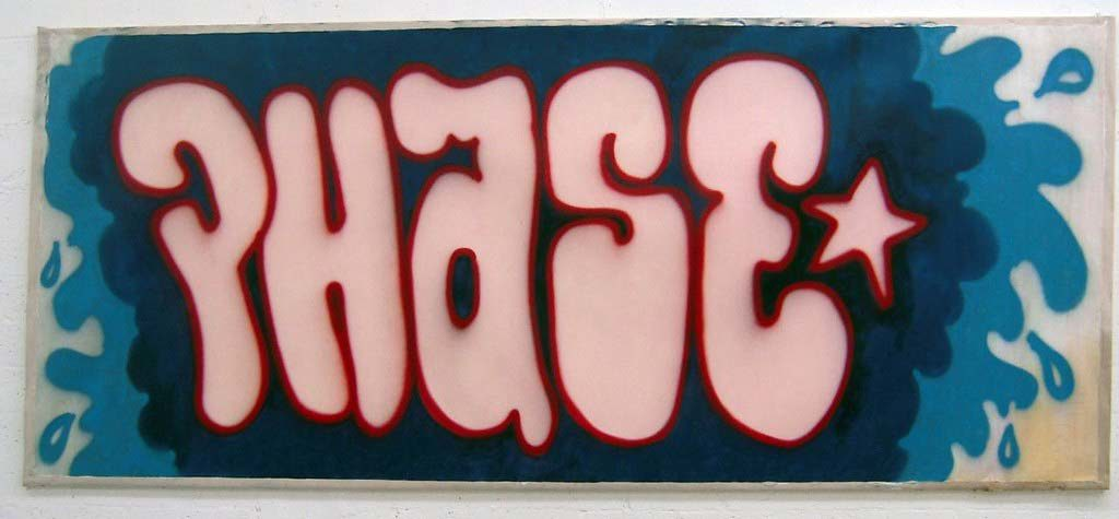 phase2 bronx graffiti NYC
