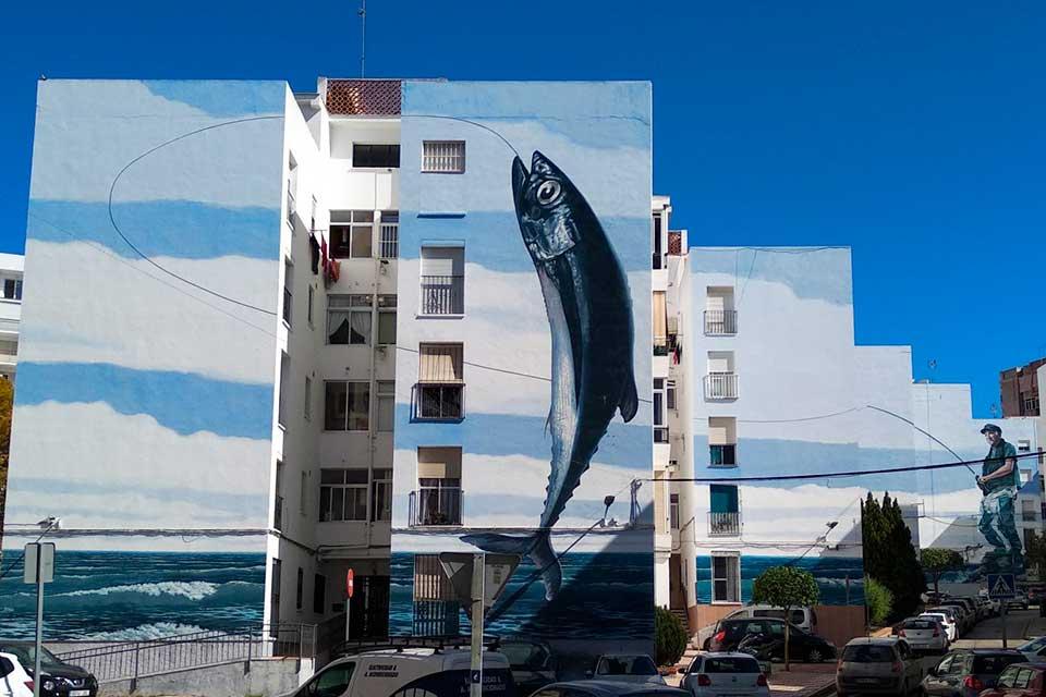 street art murals andalucia