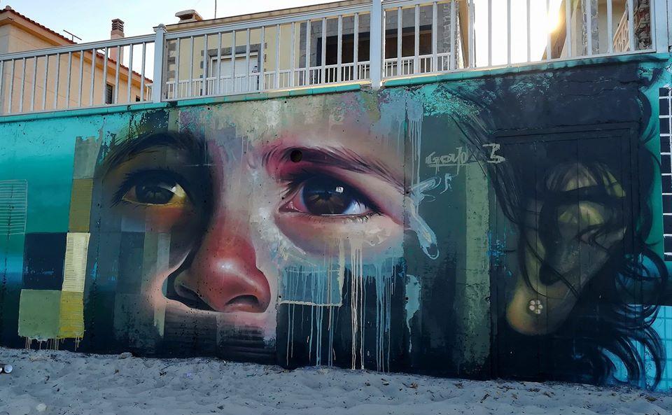 Spanish muralism