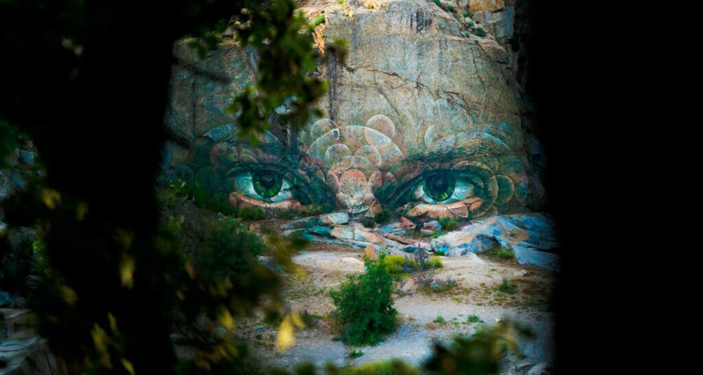 the most incredible Spanish street art