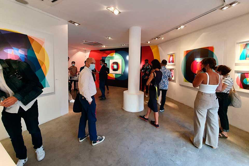 Boa mistura exhibition