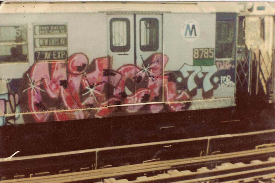 the street art history and american graffiti