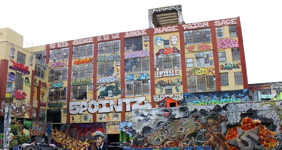 street art history