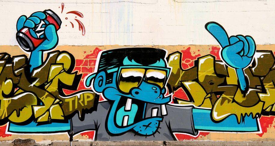graffiti characters online