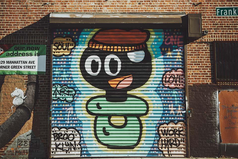barcelona based street artist